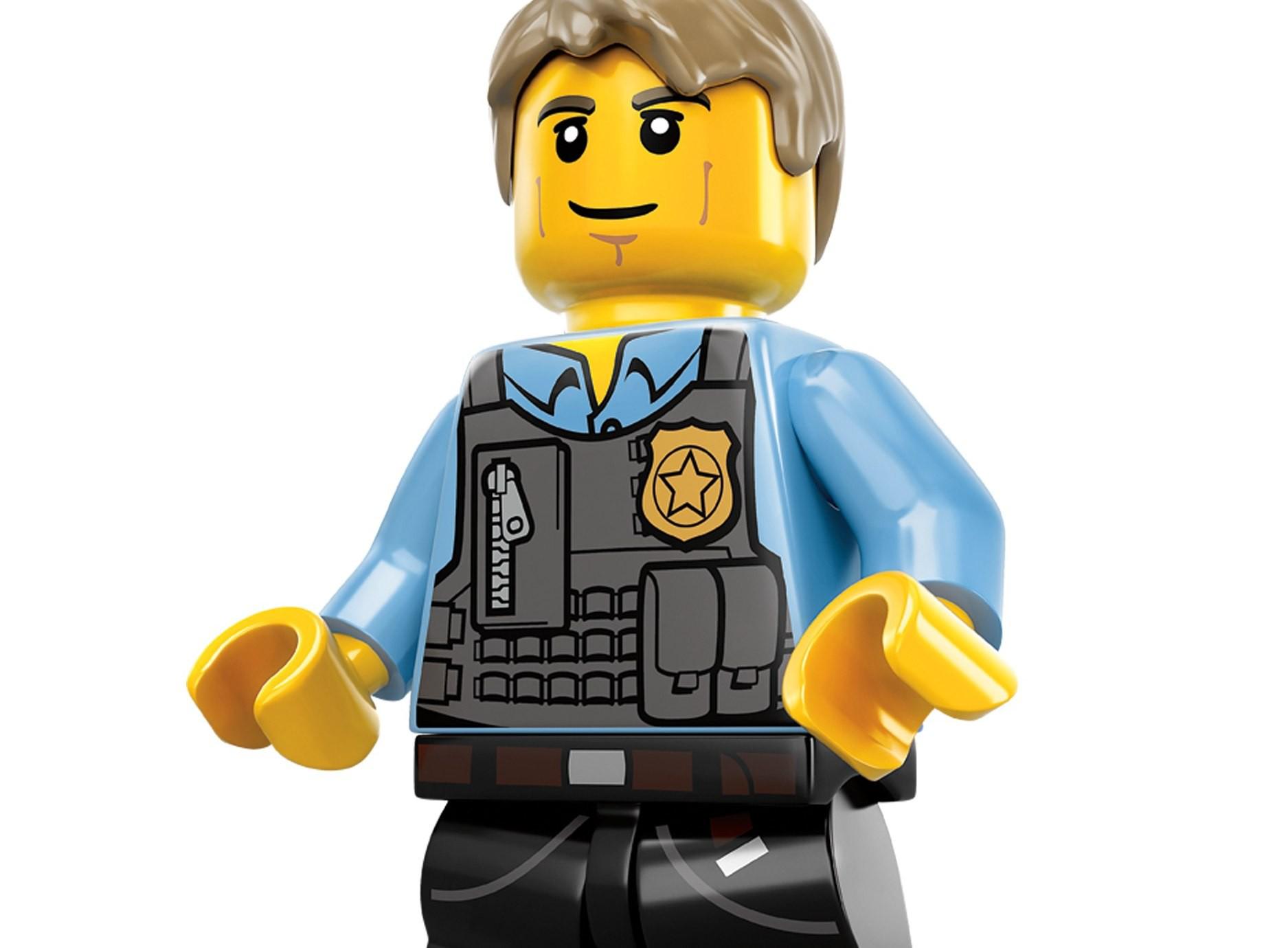 Dessins En Couleurs à Imprimer Lego Numéro 692907