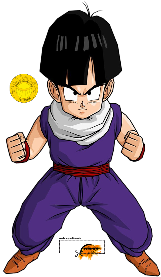 Dessins En Couleurs A Imprimer Son Goku Numero 19826