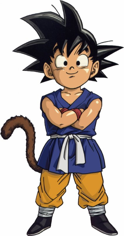 Dessins En Couleurs A Imprimer Son Goku Numero 683628