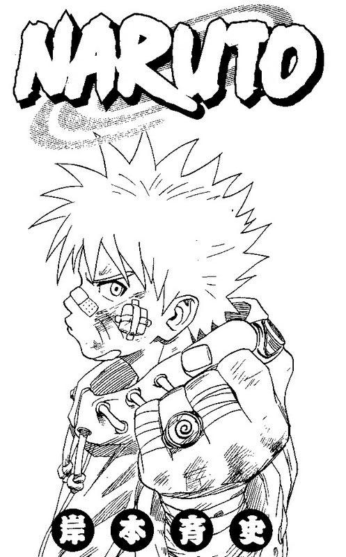 Coloriages à imprimer : Naruto, numéro : 113899