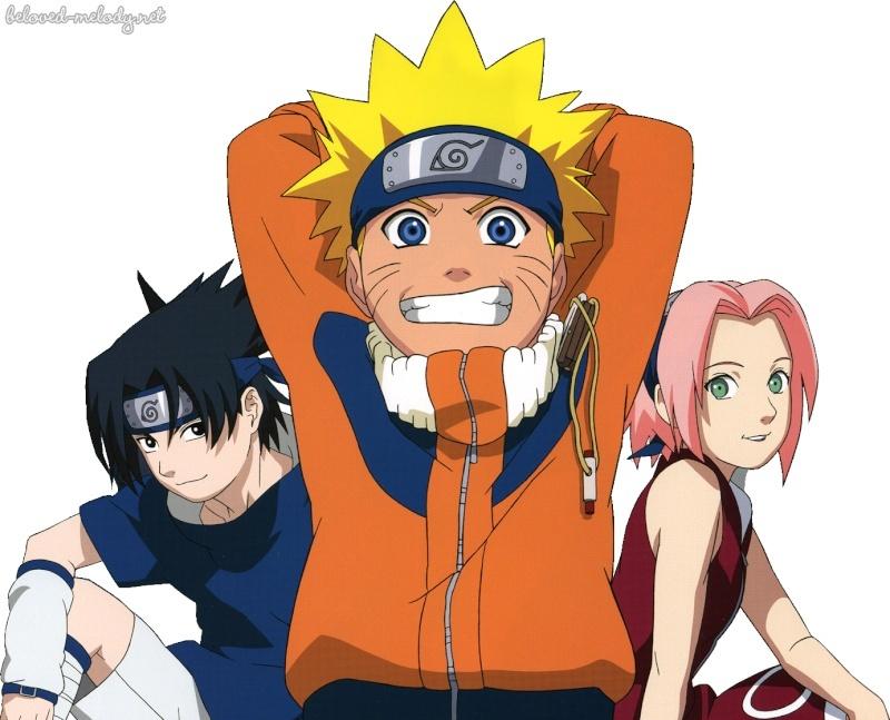 Dessins En Couleurs à Imprimer Naruto Numéro 21978