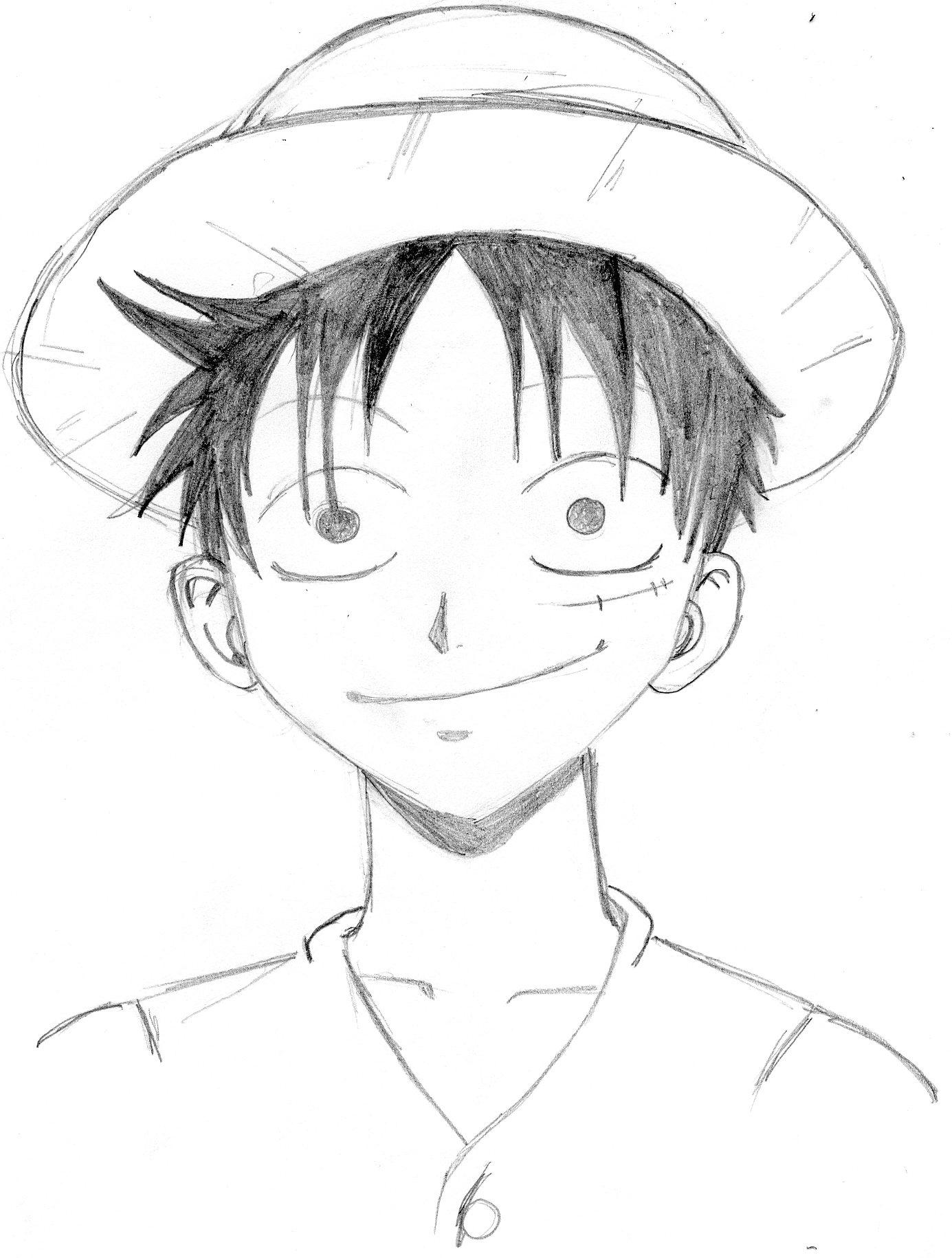 Coloriages à imprimer : One Piece, numéro : 18012