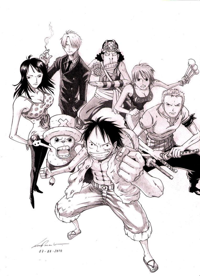 Dessins en couleurs à imprimer : One Piece, numéro : 72846