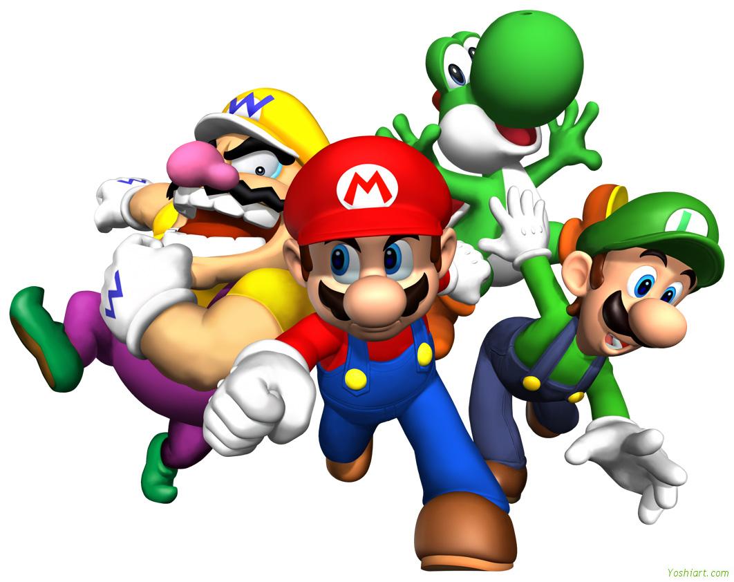 Dessins En Couleurs A Imprimer Nintendo Numero 21651