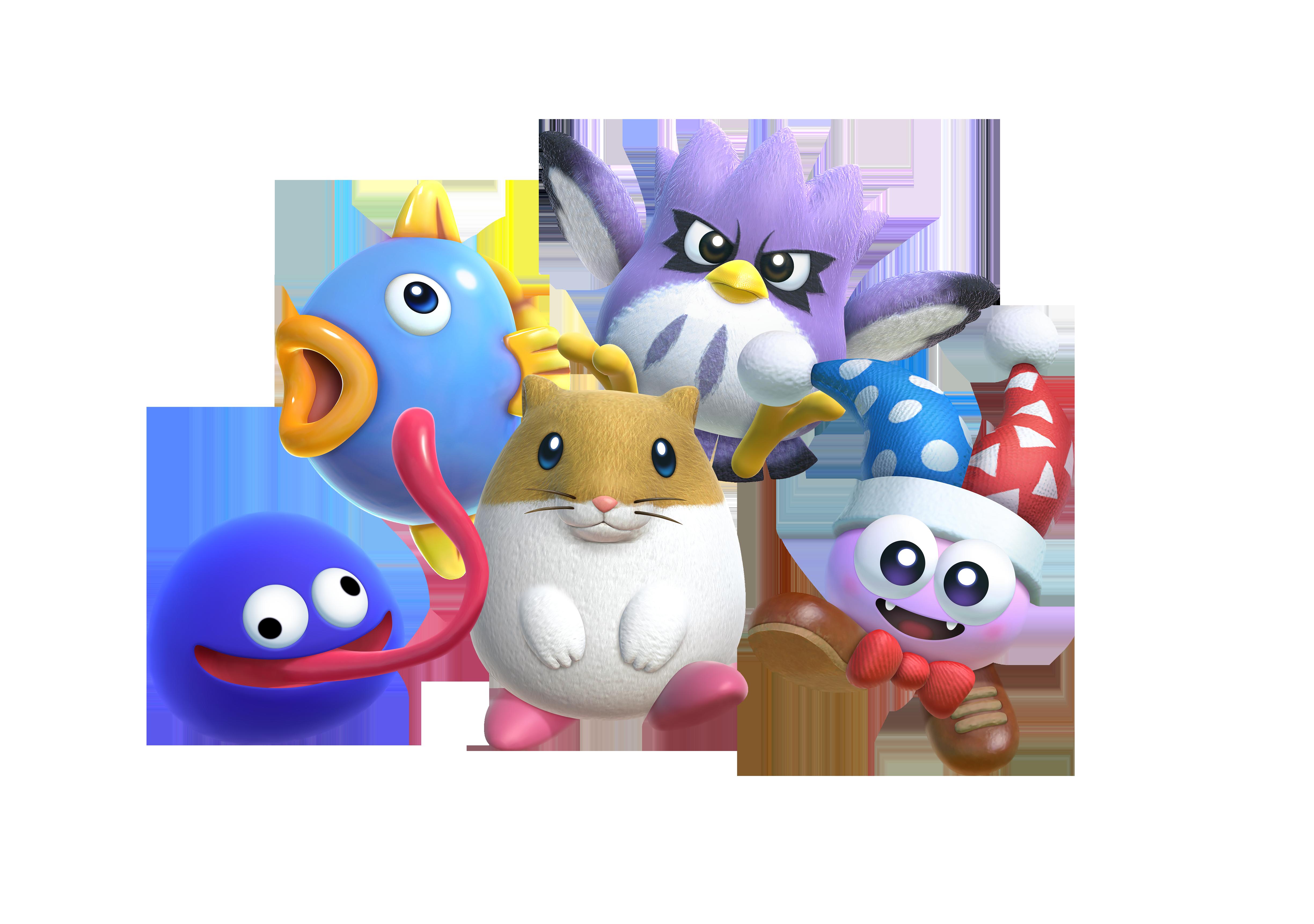 Dessins En Couleurs à Imprimer Kirby Numéro B2a8f677