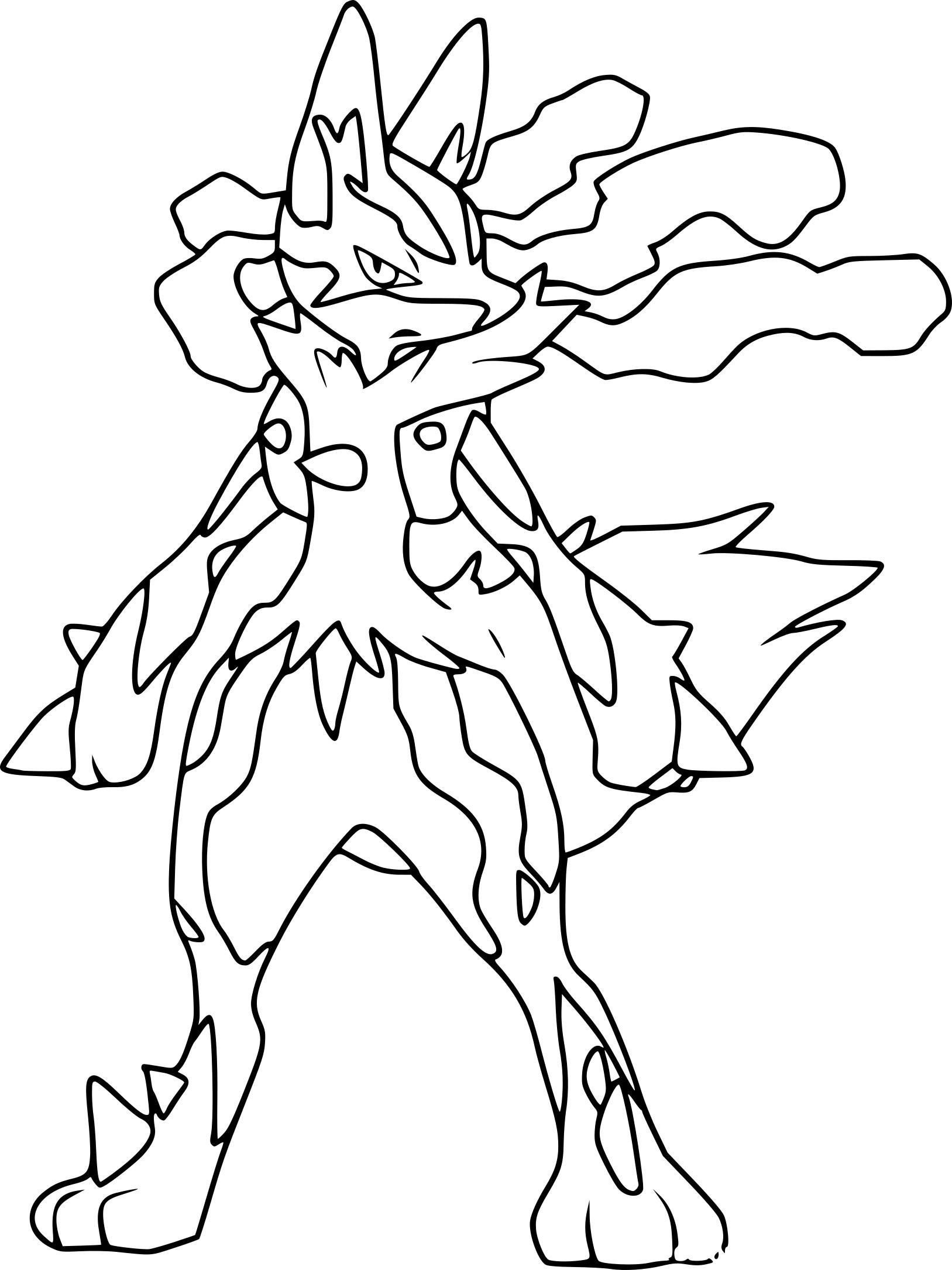 Coloriages A Imprimer Pokemon Numero 308717fa
