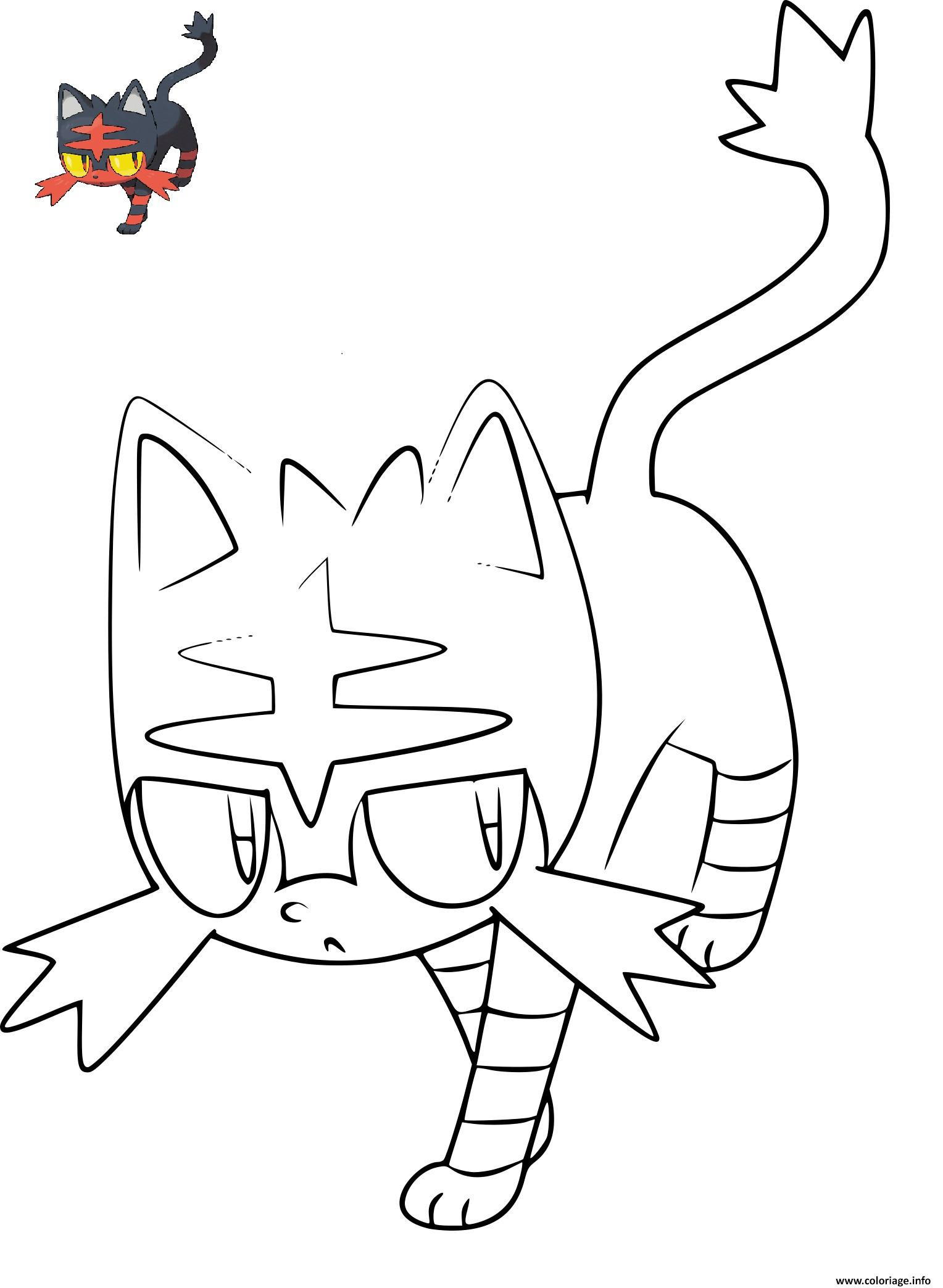 Coloriages à imprimer : Pokemon, numéro : 3486f56d