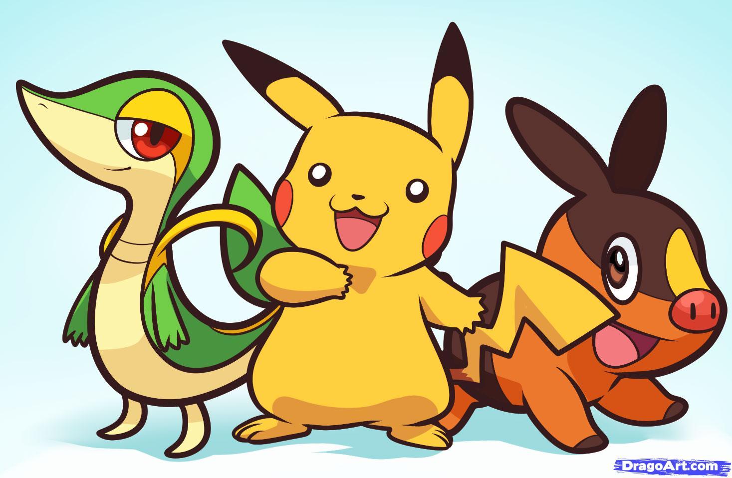Dessins En Couleurs à Imprimer Pokemon Numéro 502424
