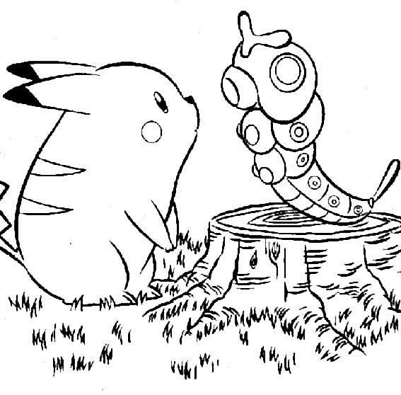 Coloriages A Imprimer Pokemon Numero 53998