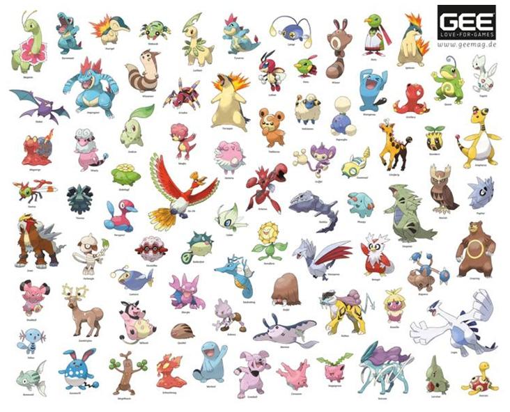 Dessins En Couleurs A Imprimer Pokemon Numero 70660