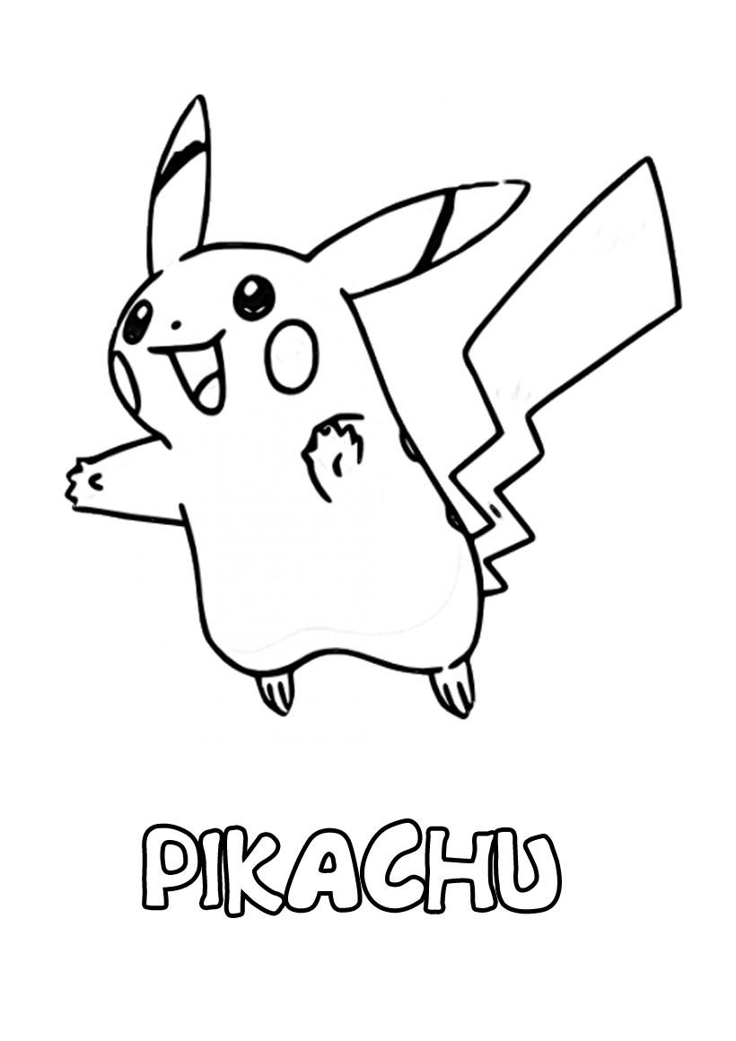 Coloriages à imprimer : Pokemon, numéro : 755174