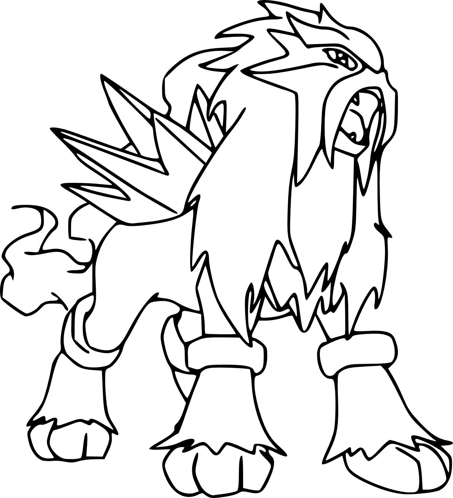 Coloriages A Imprimer Pokemon Numero Ea434a9a