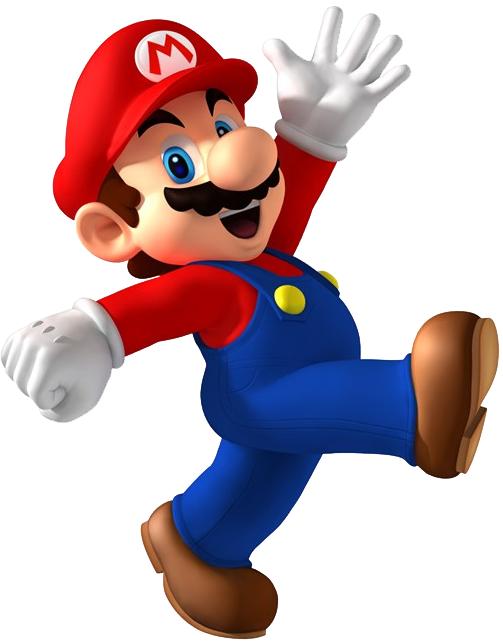 Dessins En Couleurs à Imprimer Super Mario Numéro 117904