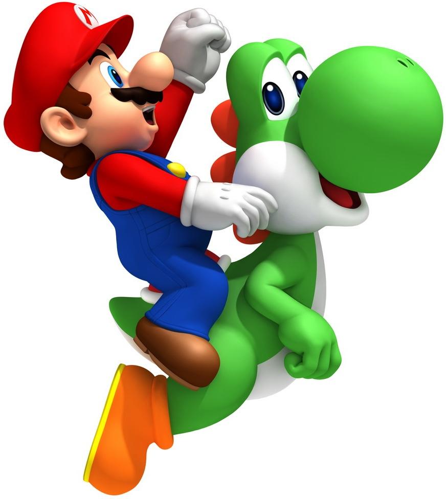 Dessins En Couleurs à Imprimer Super Mario Numéro 117914