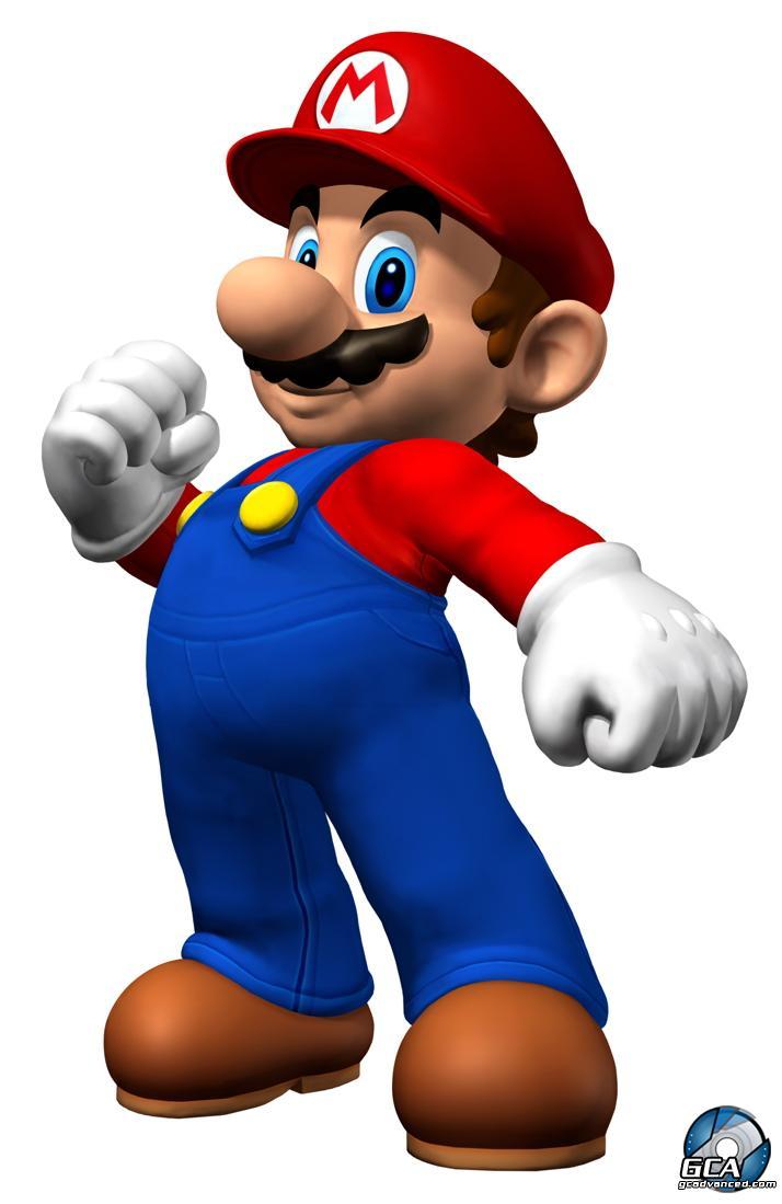 Dessins En Couleurs A Imprimer Super Mario Numero 12965