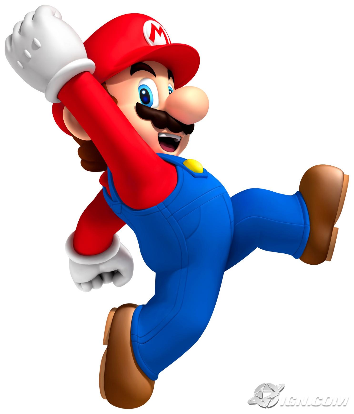 Dessins En Couleurs à Imprimer Super Mario Numéro 19581