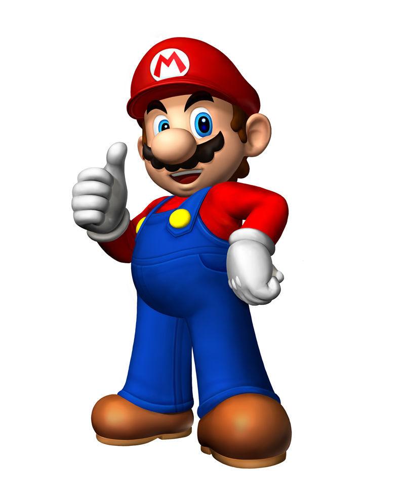 Dessins En Couleurs à Imprimer Super Mario Numéro 19586