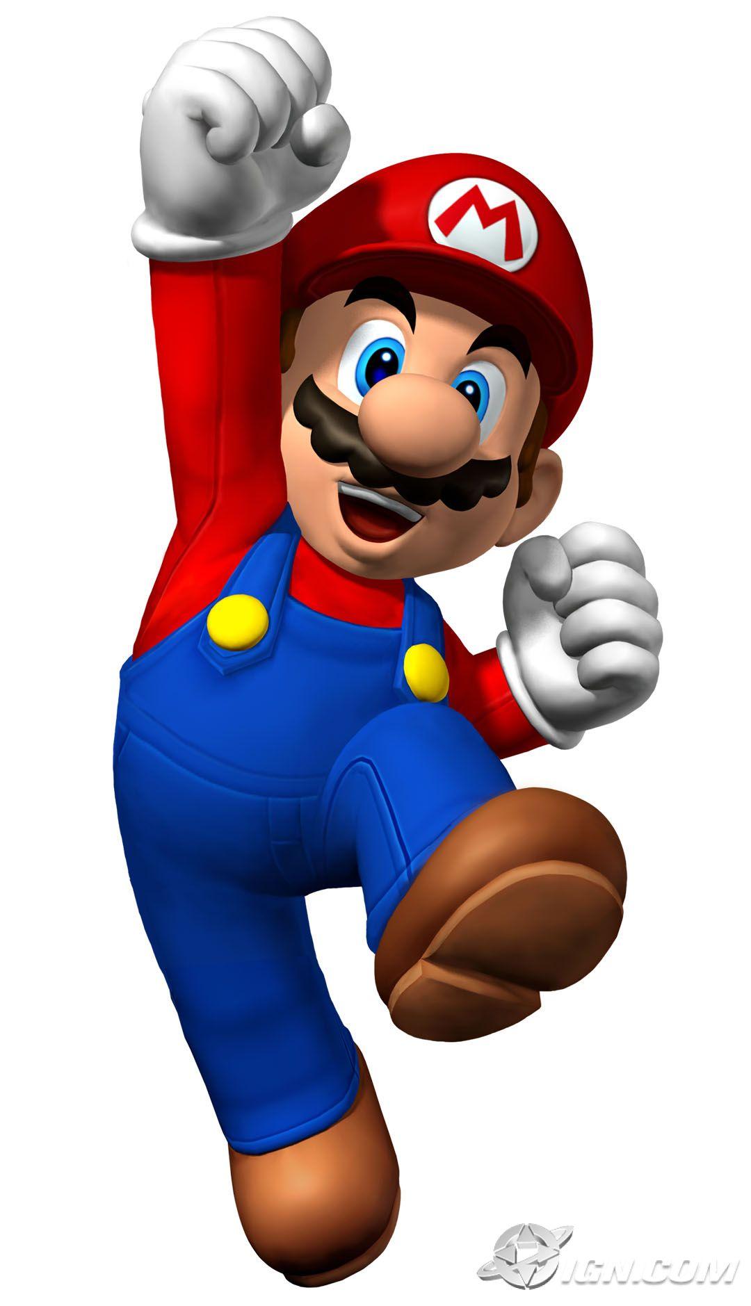 Dessins En Couleurs à Imprimer Super Mario Numéro 21129