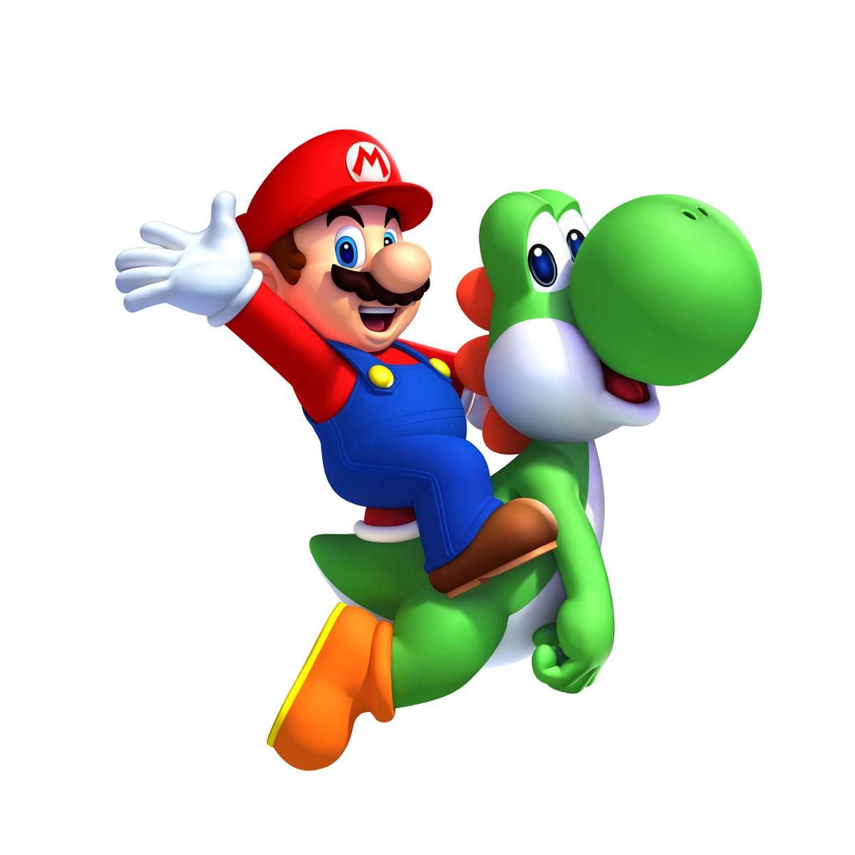 Dessins En Couleurs à Imprimer Super Mario Numéro 683439