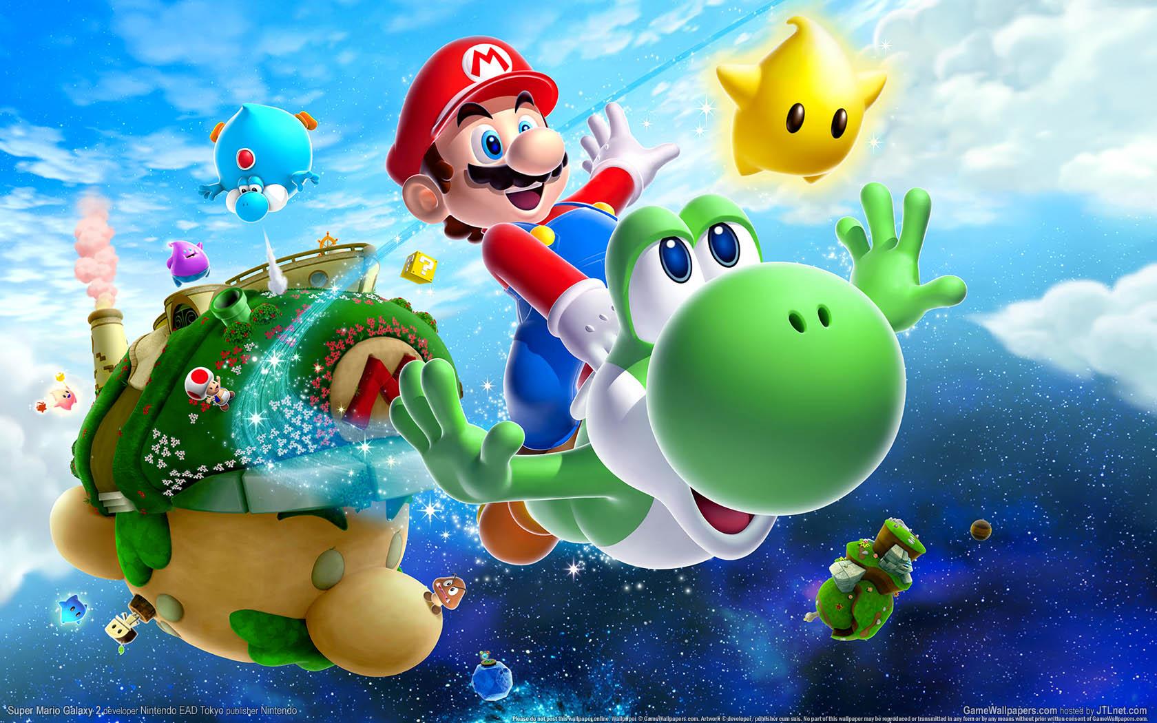 Dessins En Couleurs à Imprimer Super Mario Numéro 683441