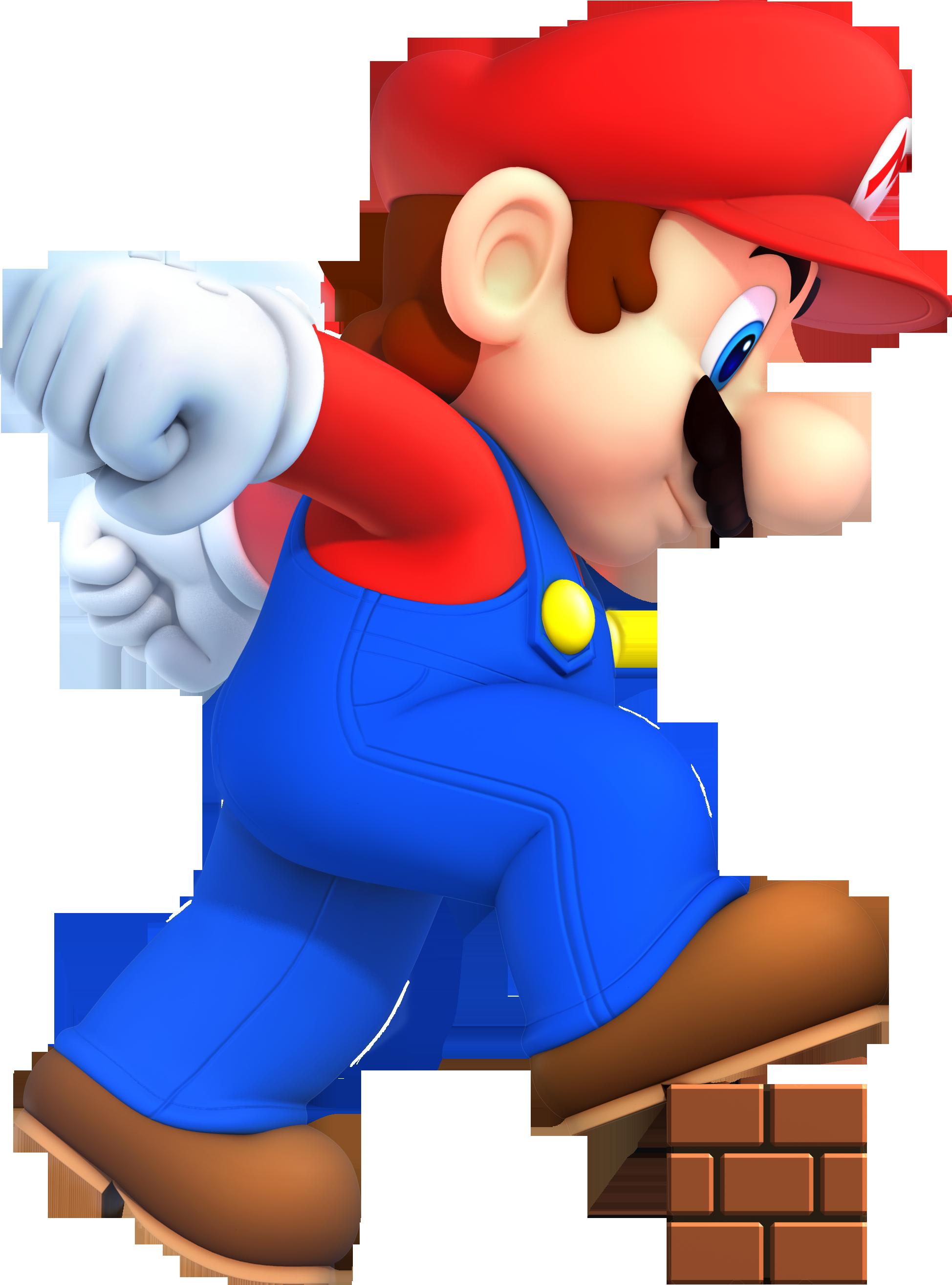 Dessins En Couleurs à Imprimer Super Mario Numéro 692684