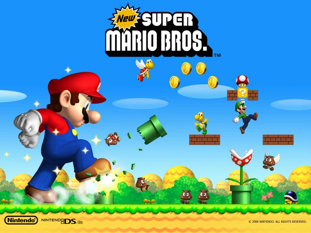 Dessins En Couleurs à Imprimer Super Mario Numéro 70692