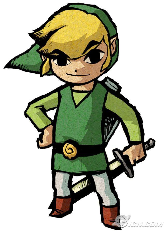 Dessins En Couleurs A Imprimer Zelda Numero 12373