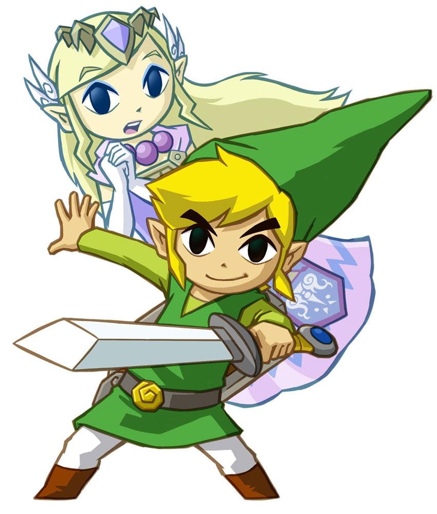 Dessins En Couleurs à Imprimer Zelda Numéro 72200