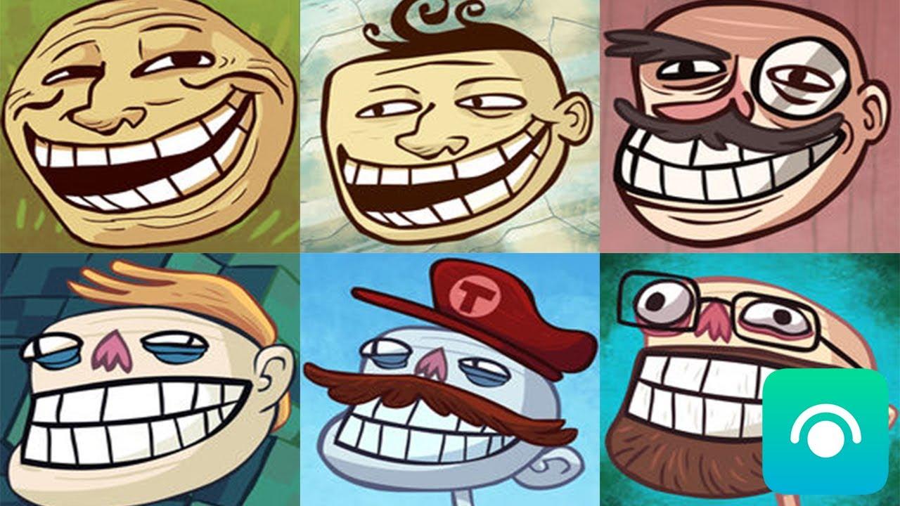 Dessins en couleurs à imprimer : Troll face, numéro : 10477585