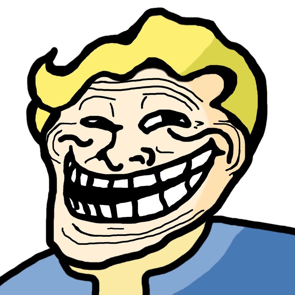 Dessins en couleurs à imprimer : Troll face, numéro : 2260a28
