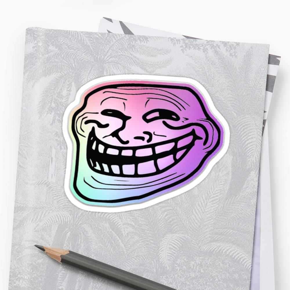 Dessins en couleurs à imprimer : Troll face, numéro : 2ad6bcbd
