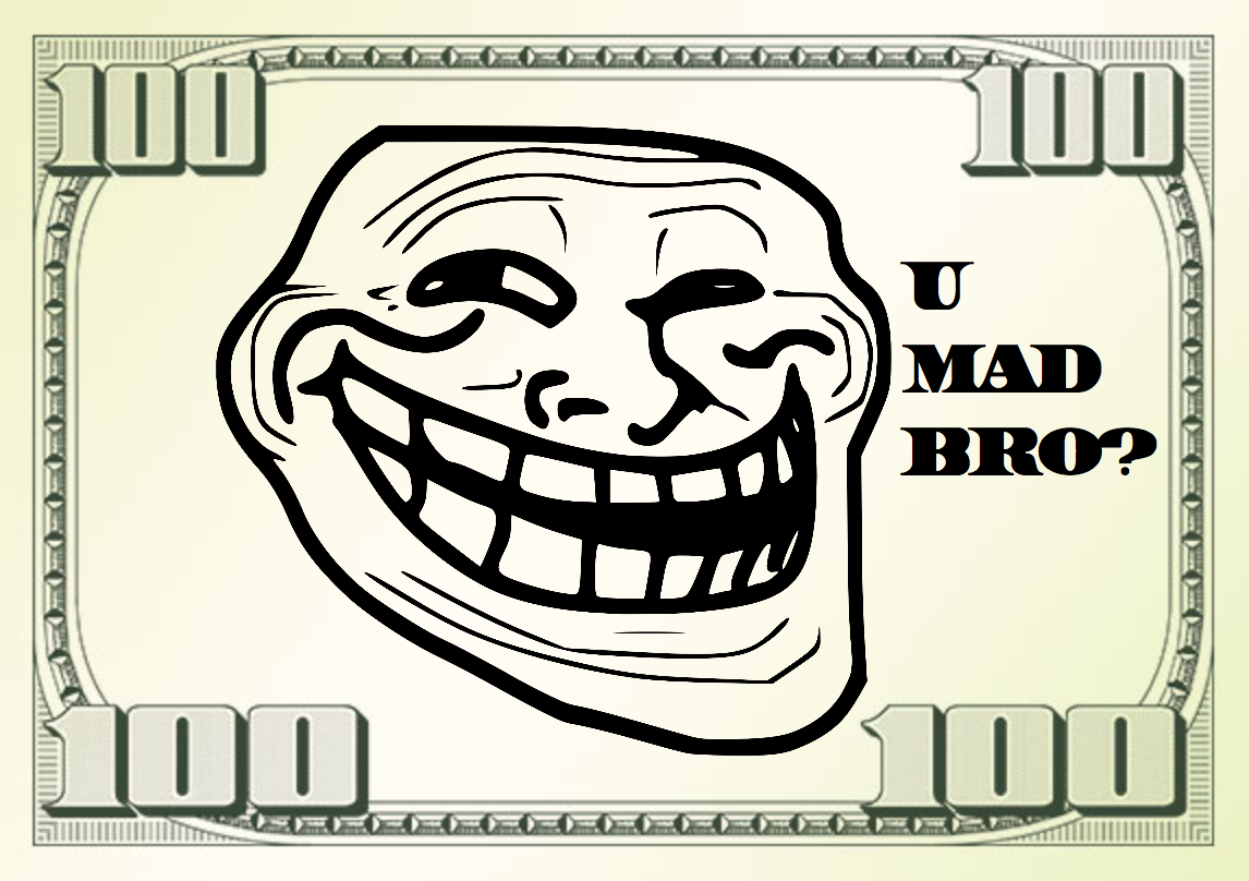 Dessins en couleurs à imprimer : Troll face, numéro : 3174ed99