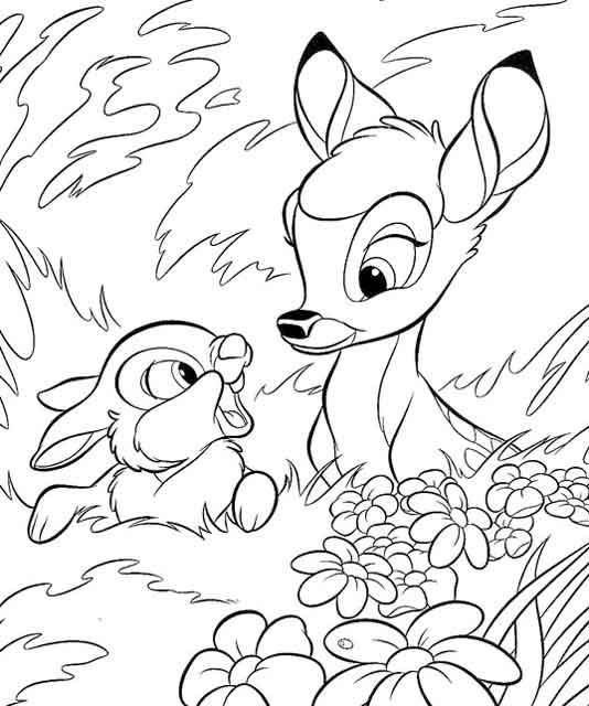 Coloriages à Imprimer Walt Disney Numéro 1283