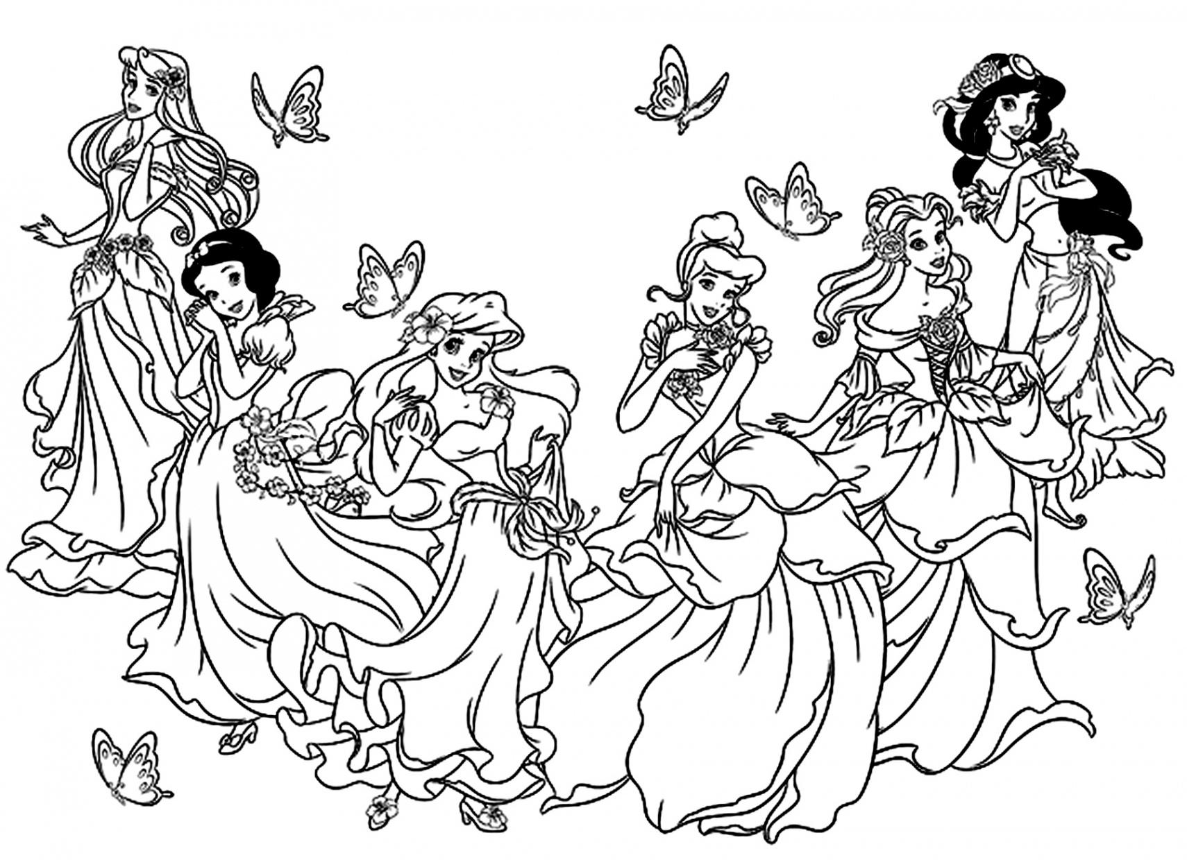 Coloriages A Imprimer Walt Disney Numero 3a2c55de