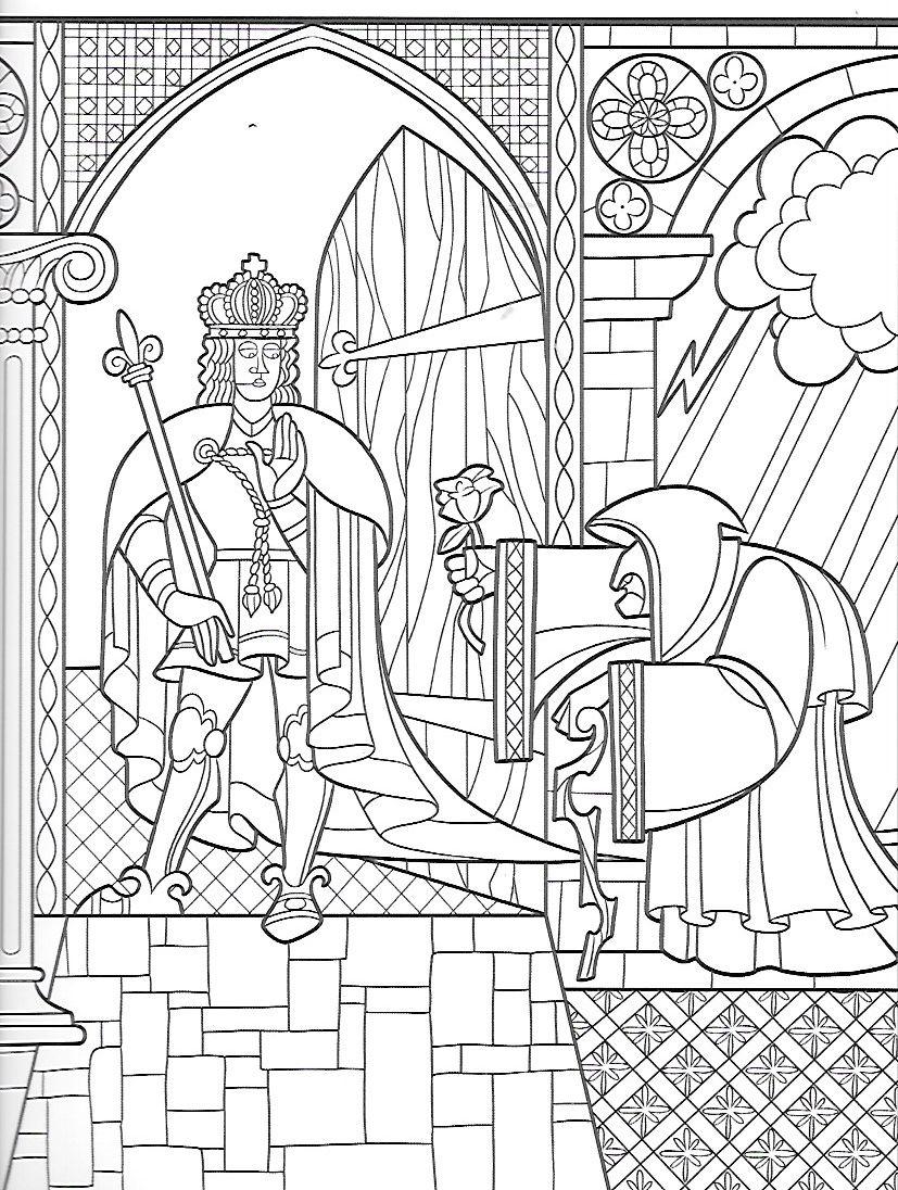 Coloriages à imprimer : La Belle et la Bête, numéro : 31b18f65
