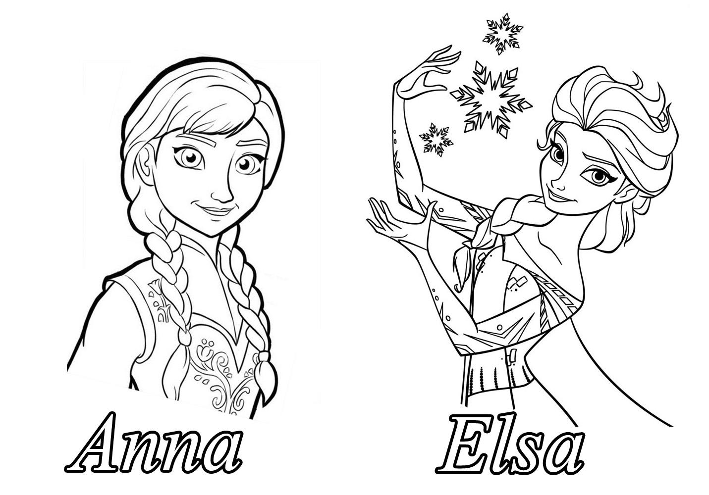 Coloriages à imprimer : La Reine des neiges, numéro : 671617