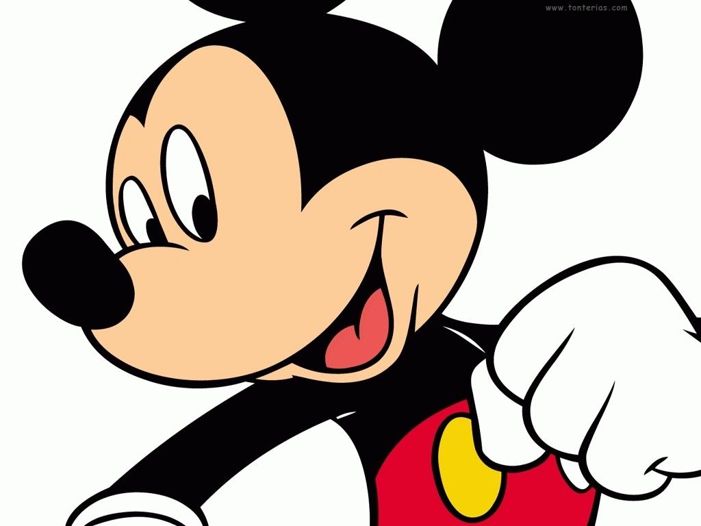 Dessins En Couleurs A Imprimer Mickey Mouse Numero 117928