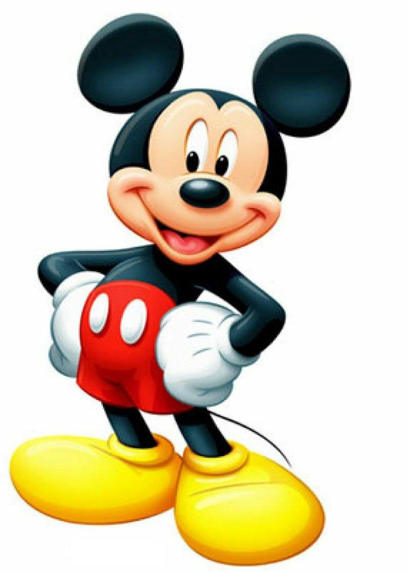 Dessins En Couleurs à Imprimer Mickey Mouse Numéro 12946