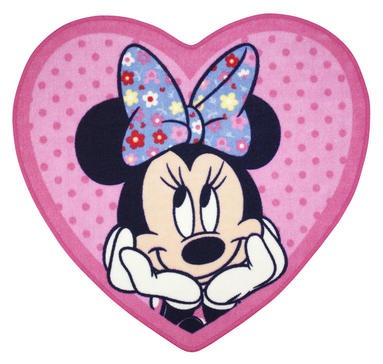 Dessins En Couleurs A Imprimer Minnie Mouse Numero 301015