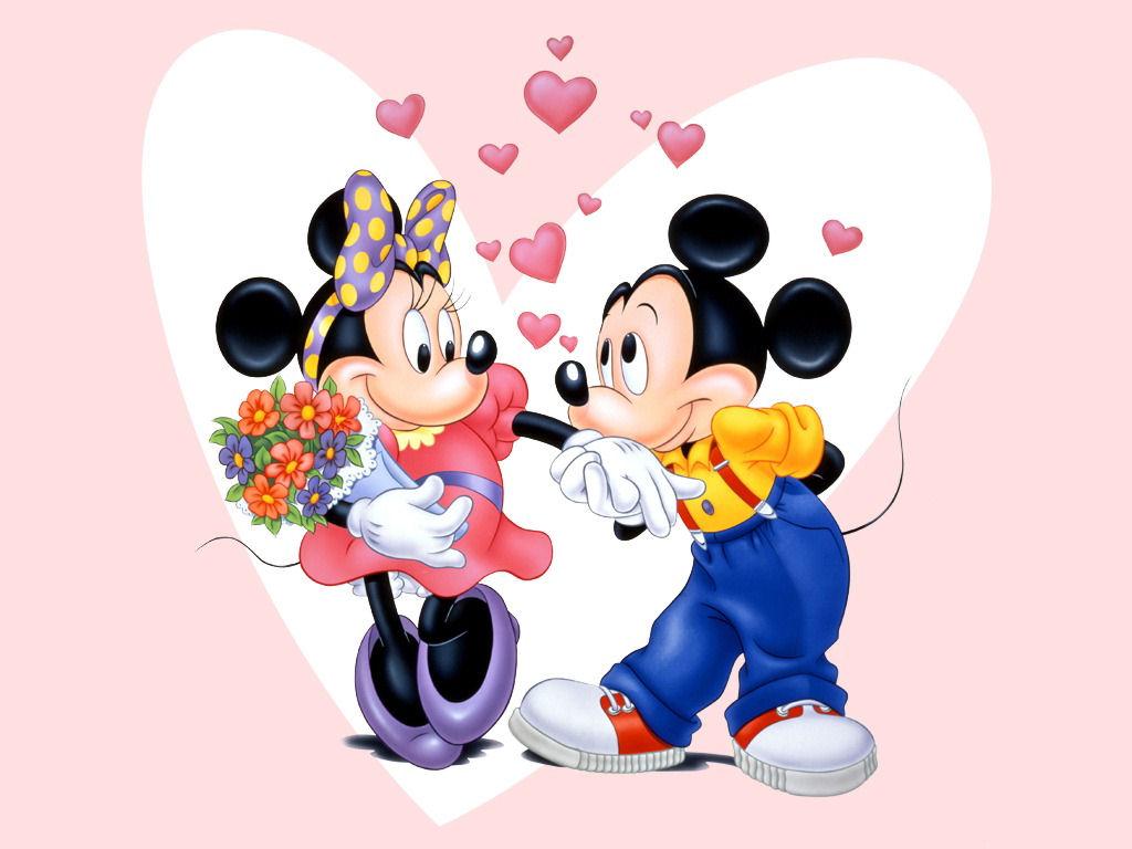 Dessins en couleurs à imprimer : Minnie Mouse, numéro : 73006