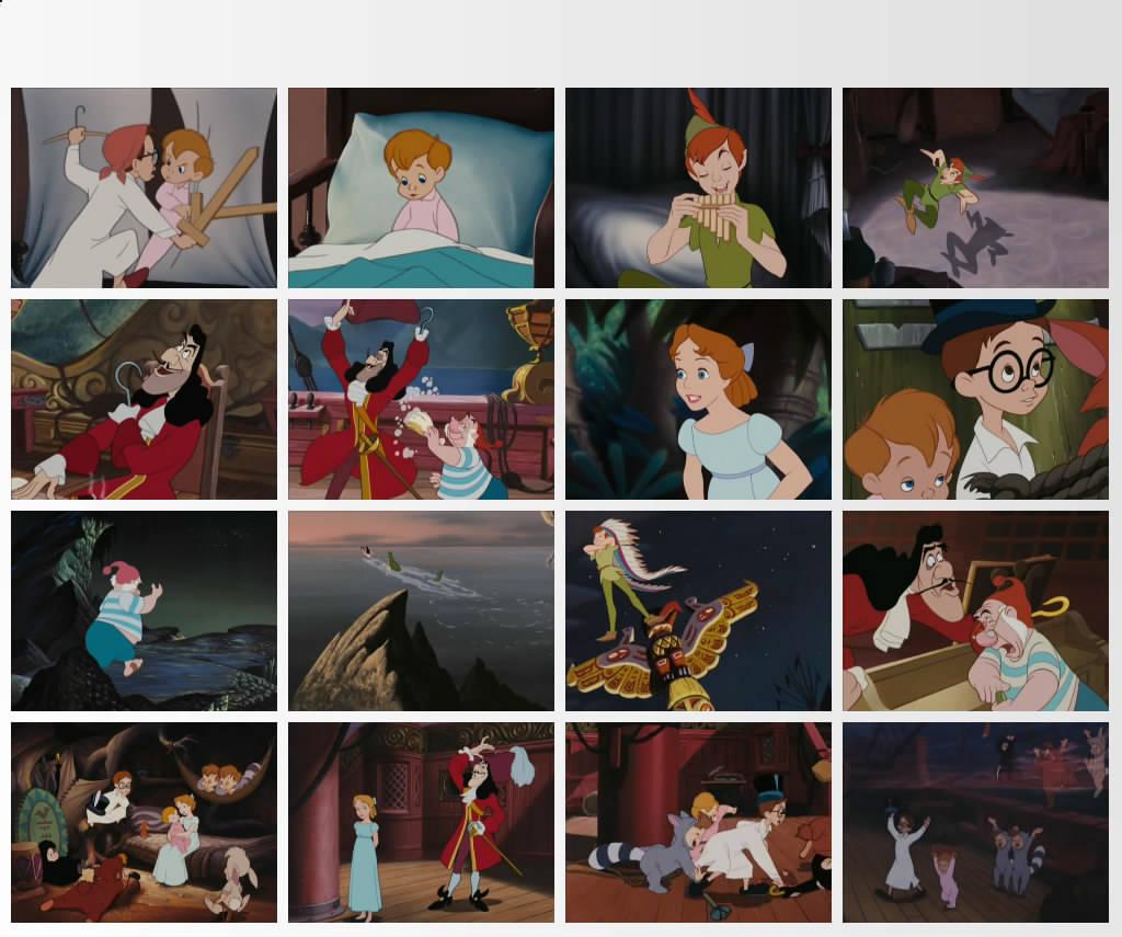 Dessins en couleurs à imprimer : Peter Pan, numéro : 15443