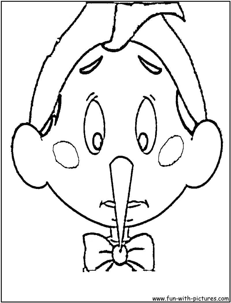 Coloriage Baleine Pinocchio.Coloriages A Imprimer Pinocchio Numero 2530