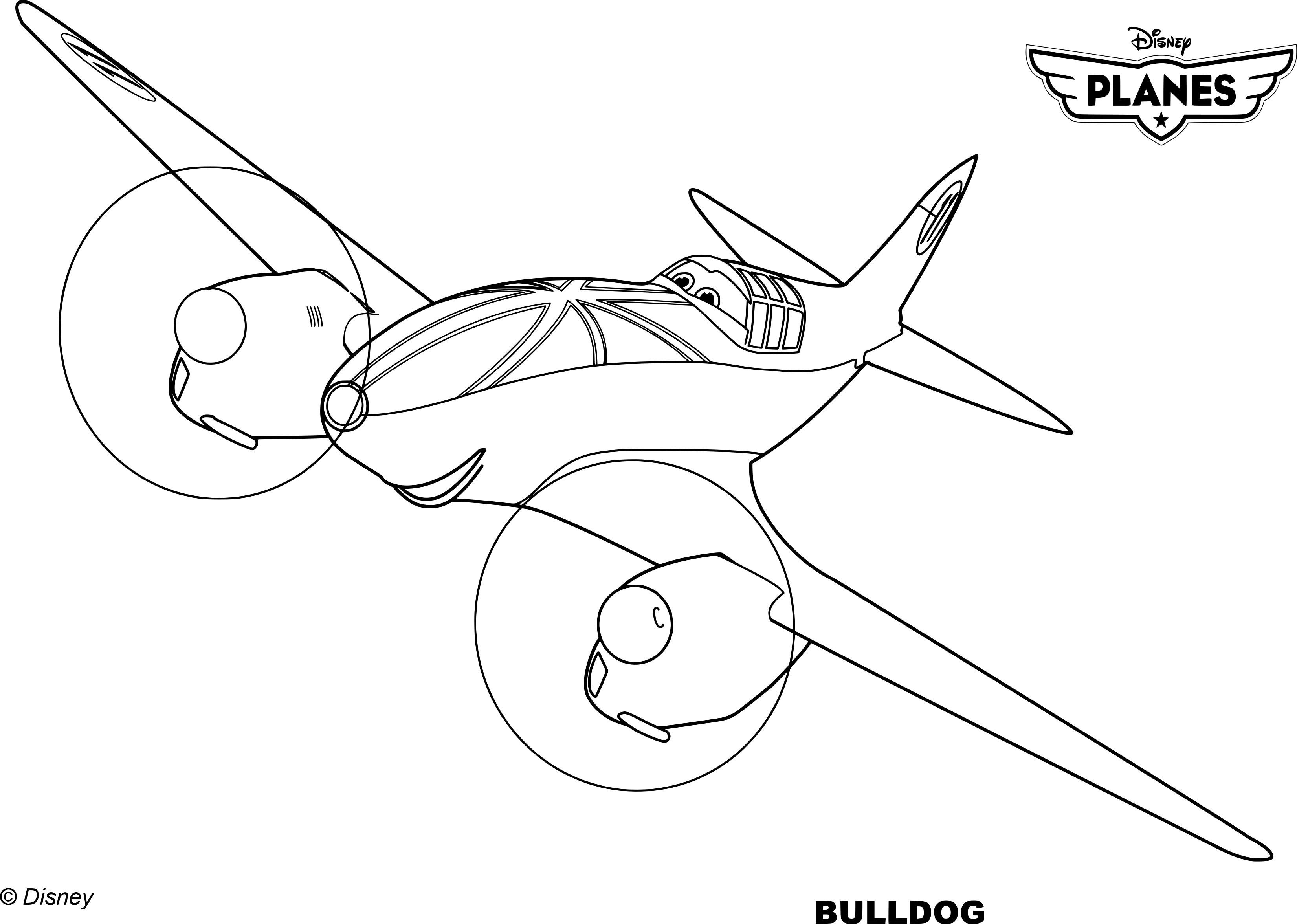 Coloriages A Imprimer Planes Numero B2b06d4e