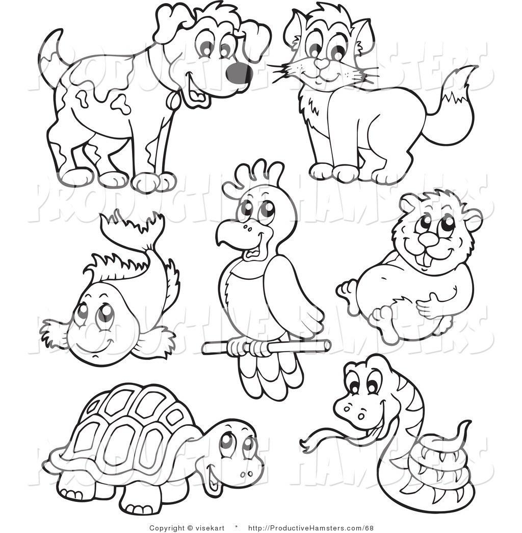 Coloriages à imprimer : Zhu Zhu Pets, numéro : 124b145e
