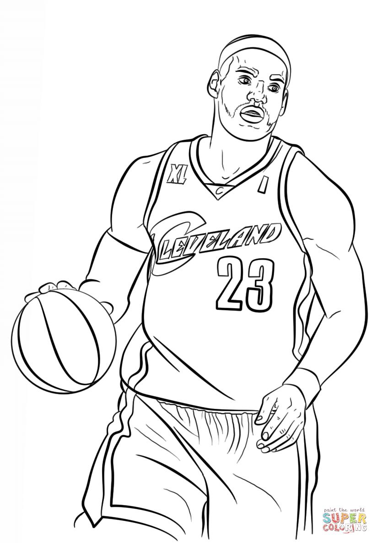 Coloriages à imprimer : Basketball, numéro : 3540abb1