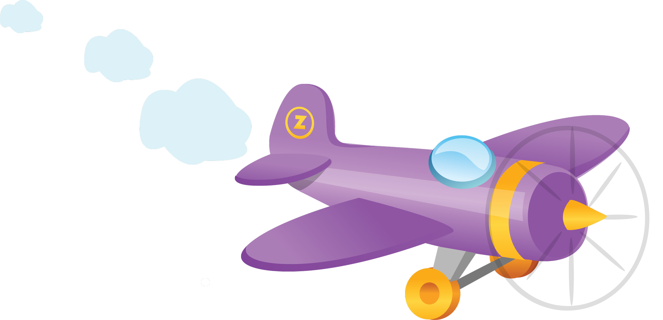 Dessins en couleurs à imprimer : Avion, numéro : 117704
