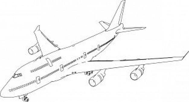 Coloriage Avion A Imprimer.Coloriages A Imprimer Avion Numero 9714