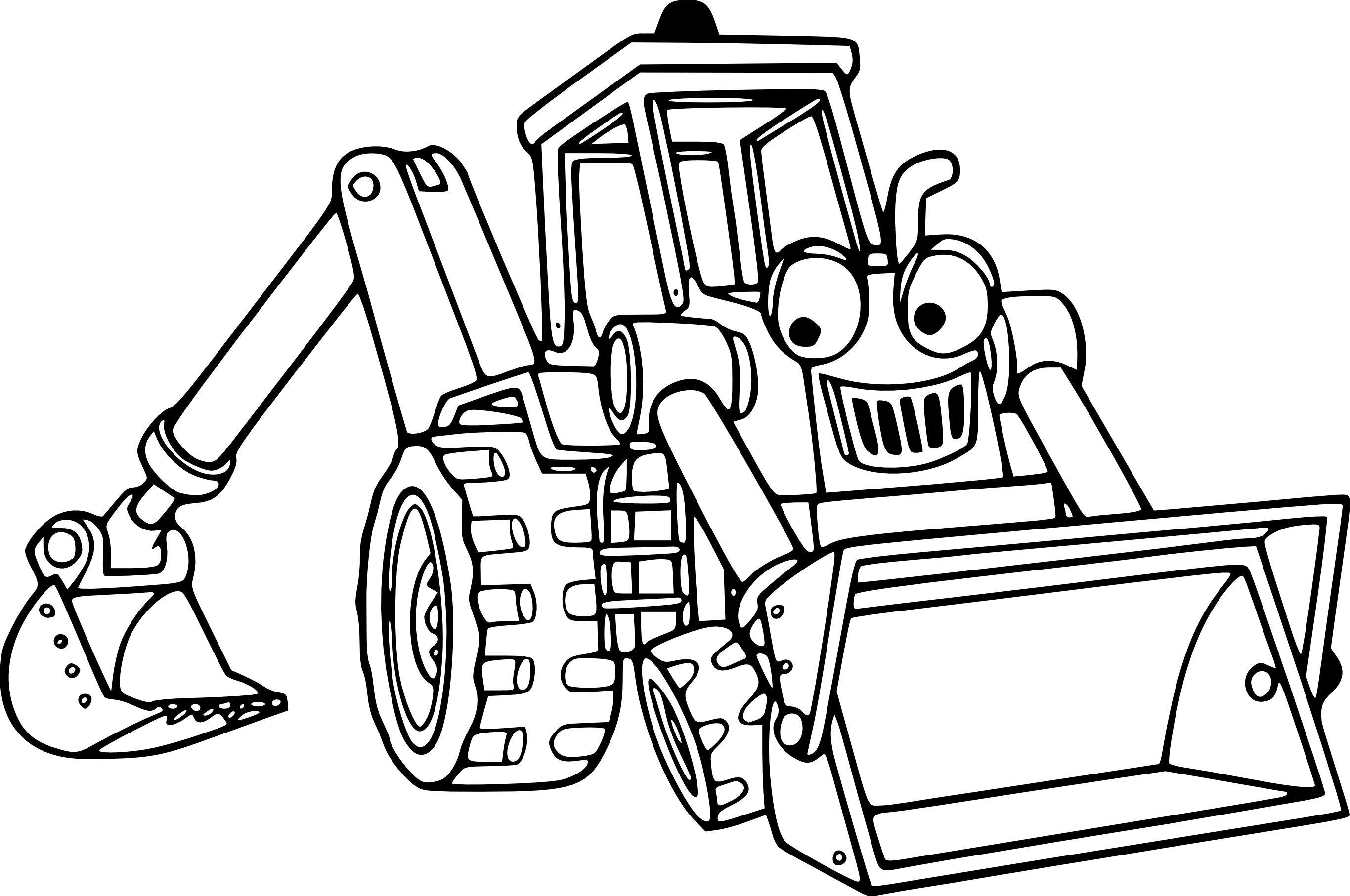 Coloriages à Imprimer Tracteur Numéro 53fb2559