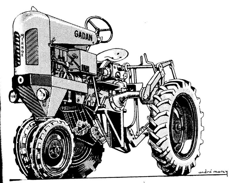 Coloriages à imprimer : Tracteur, numéro : 615757