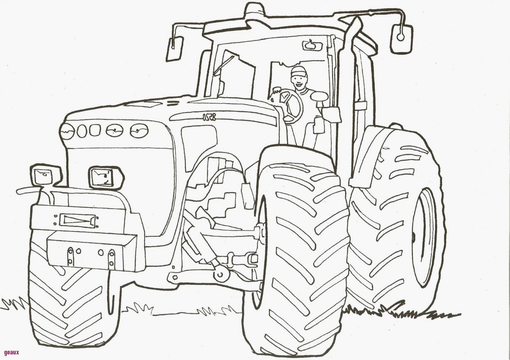 Coloriages A Imprimer Tracteur Numero Fe2bda61